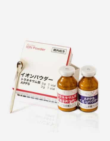2-Set-bot-ION-Powder-Vitamin-C-va-Tranexamic-Acid-3gam