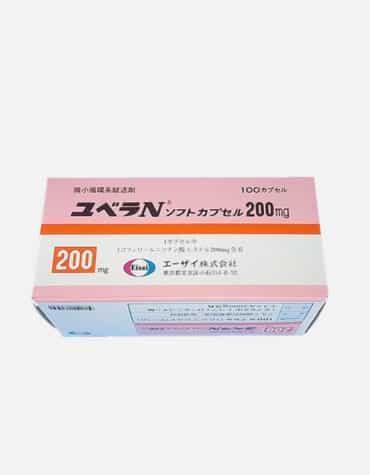 EISAI-Vien-uong-vitamin-E-yuvera-200mg-lam-dep-da-100-vien